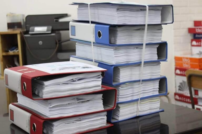 Hồ sơ đầy đủ để xin giấy công bố bao bì, dụng cụ đựng thực phẩm