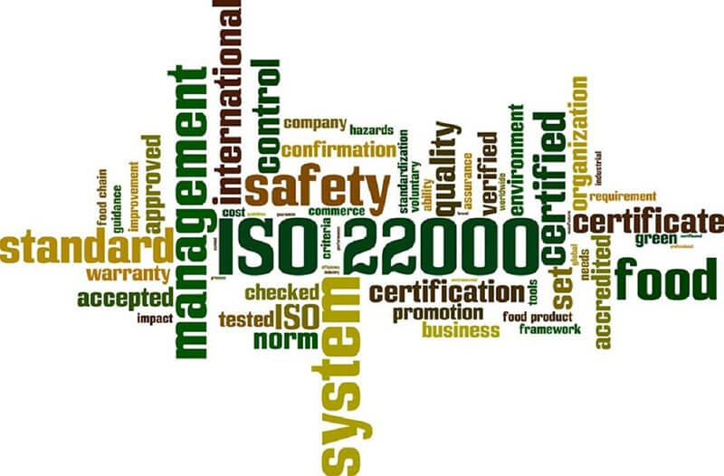 Một tổ chức thực phẩm cần phải có hệ thống quản lý an toàn thực phẩm ISO 22000